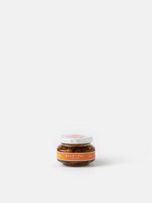 Oisea / オイルサーディン[トマト&バジル]