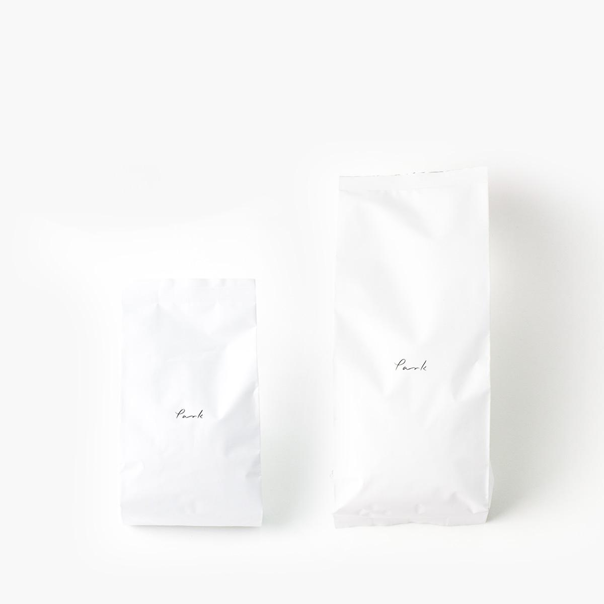 parkオリジナルブレンドコーヒーのオンラインストアでの販売を開始しました。