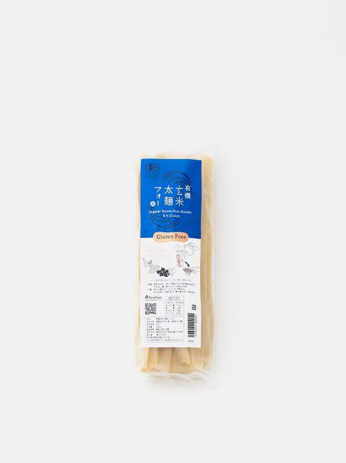 yumyum / 有機玄米太麺フォー