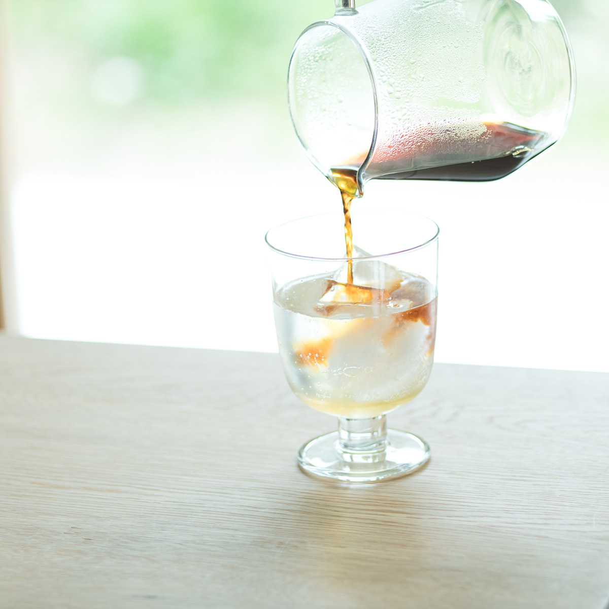 【夏の限定ドリンク】コーヒートニック