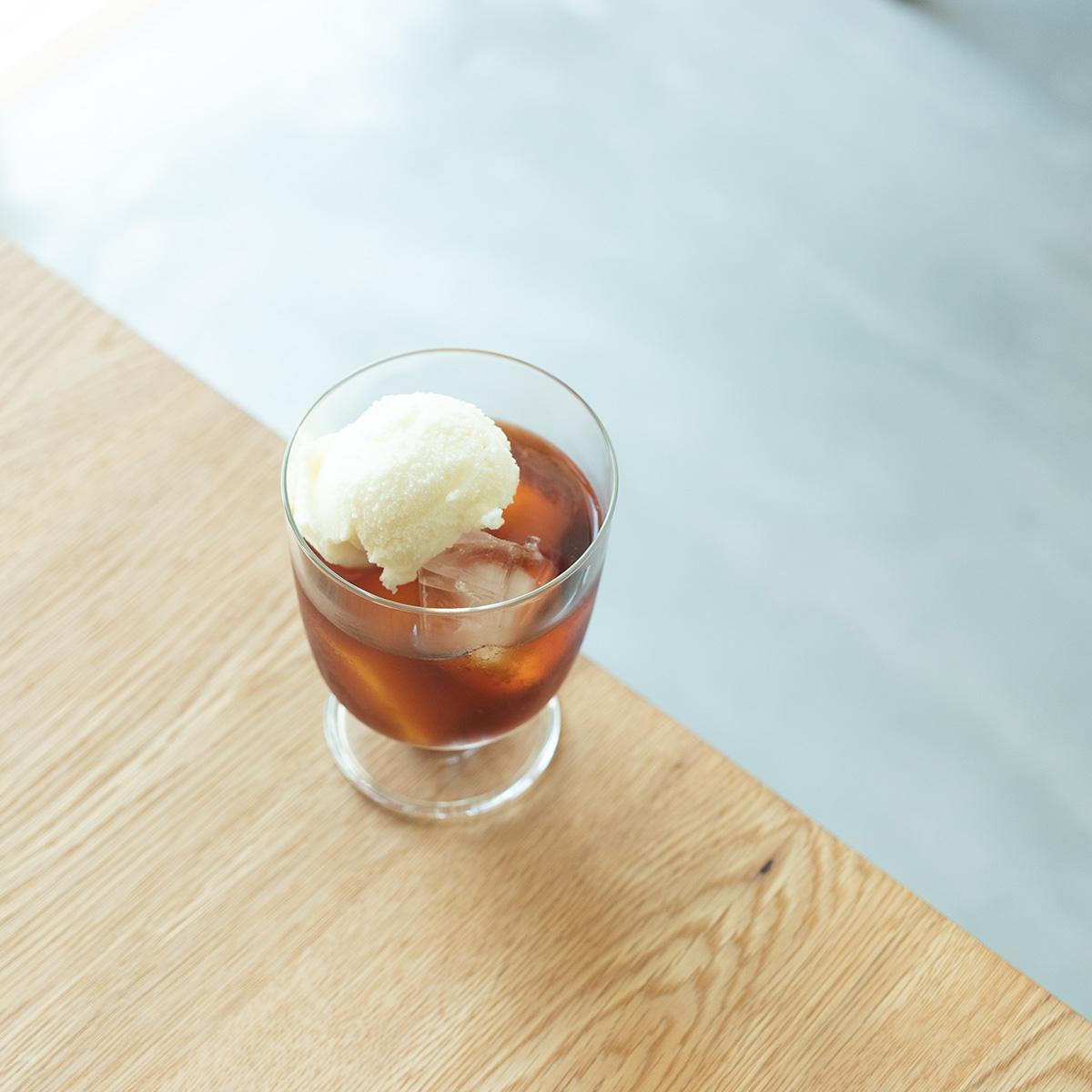 【夏の新メニュー】コーヒーフロート