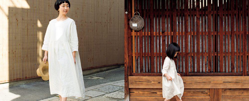 FU-KOさんの作る服(美濃羽まゆみさんインタビュー)