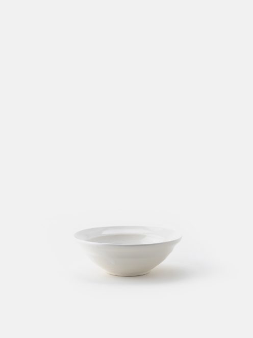 orumina kiln / 小皿(白光沢)