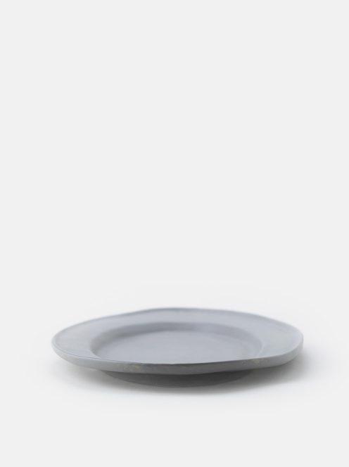 orumina kiln / オーバルプレート大(ライトグレー)