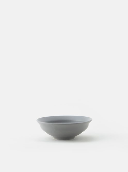 orumina kiln / スープ小皿(グレー)