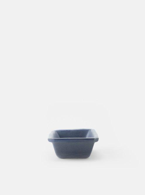 orumina kiln / 耐熱四角深皿(ブルー)