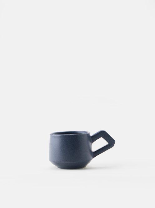 orumina kiln / カフェオレカップ(ブルー)