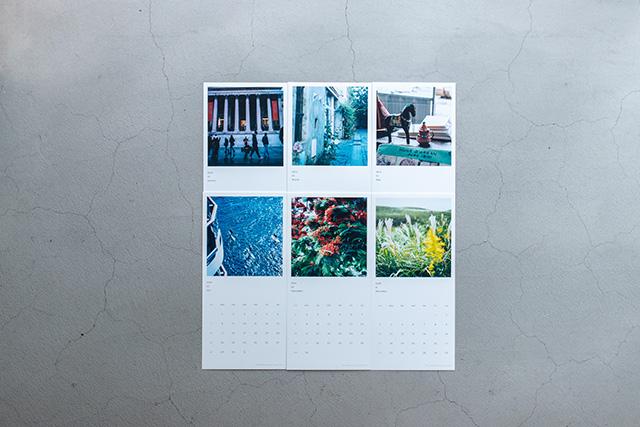 park | カレンダー 2019