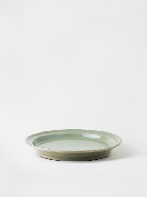 Luft / Erde Plate / 沖縄 25cm (薄緑)