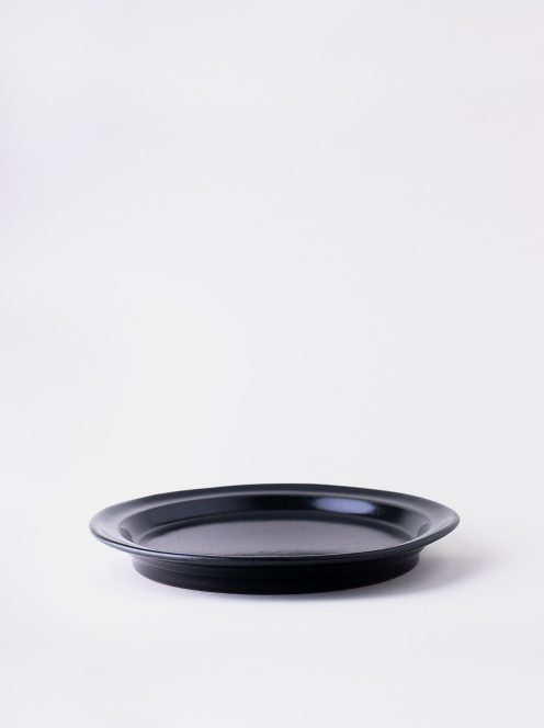 Luft / Erde Plate / 沖縄 25cm (黒)
