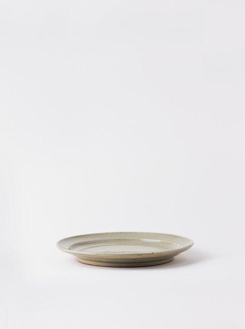 Luft / Erde Plate / 沖縄 21cm (薄緑)