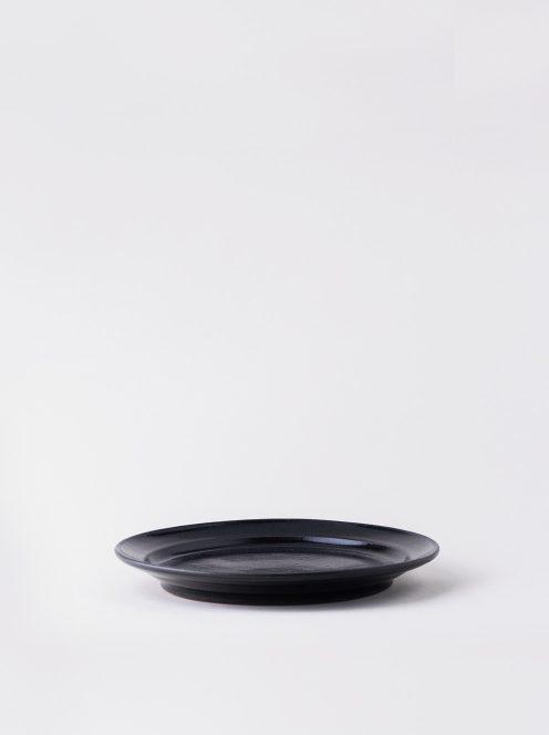 Luft / Erde Plate / 沖縄 21cm (黒)