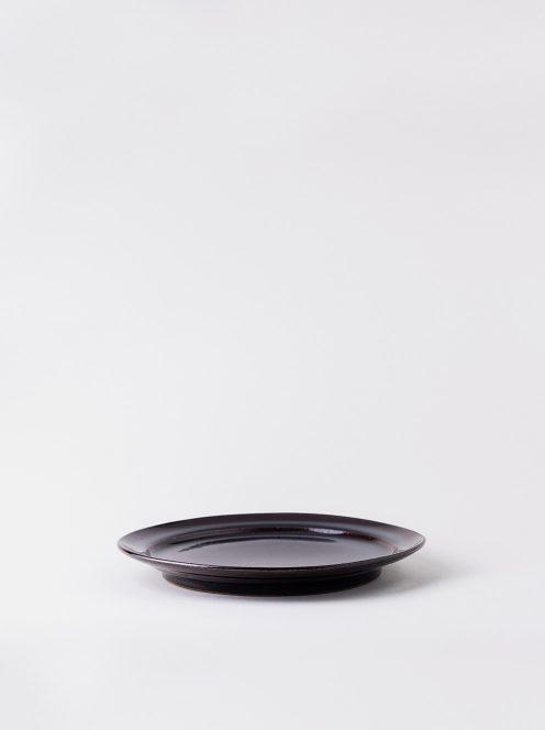 Luft / Erde Plate / 益子 21cm (飴)