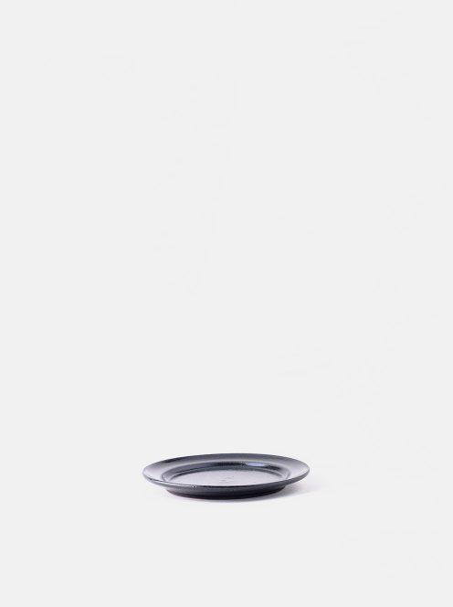 Luft / Erde Plate / 沖縄 14cm (黒)
