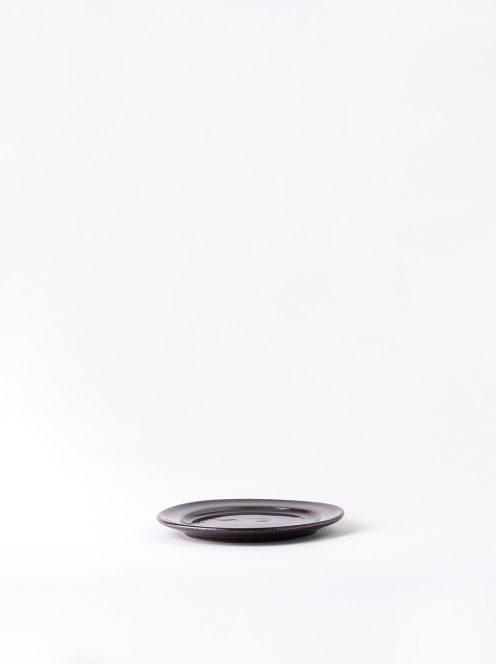 Luft / Erde Plate / 益子 14cm (飴)