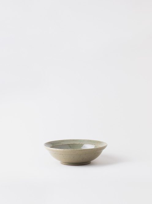 Luft / Erde Shallow Bowl / 沖縄 (薄緑)