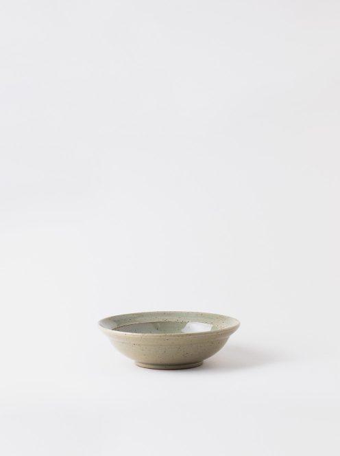 Luft / Erde Shallow Bowl / 沖縄 (薄緑)