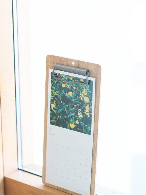 kijirushi / カレンダー専用クリップボード