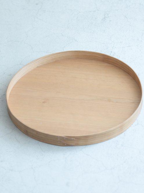 IFUJI BOXMAKER / Round Tray(サクラ)