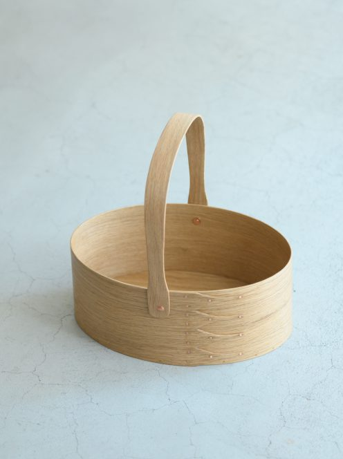 IFUJI BOXMAKER / Oval Carrier(ナラ)5