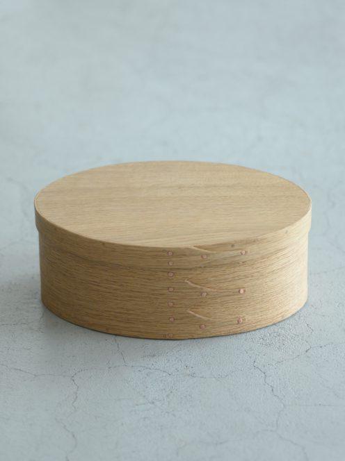 IFUJI BOXMAKER / Oval Box(ナラ)3