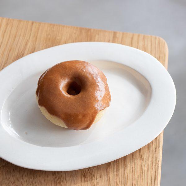 新作ドーナツ【黒糖きなこドーナツ】のご案内