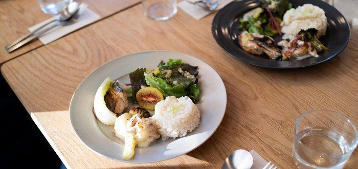 あたらしい日常料理 ふじわら 藤原奈緒さんの料理教室と食事会を開催いたしました。