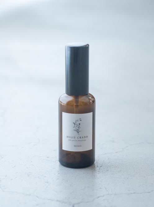 MILIS CRANN / Aroma spray – mian