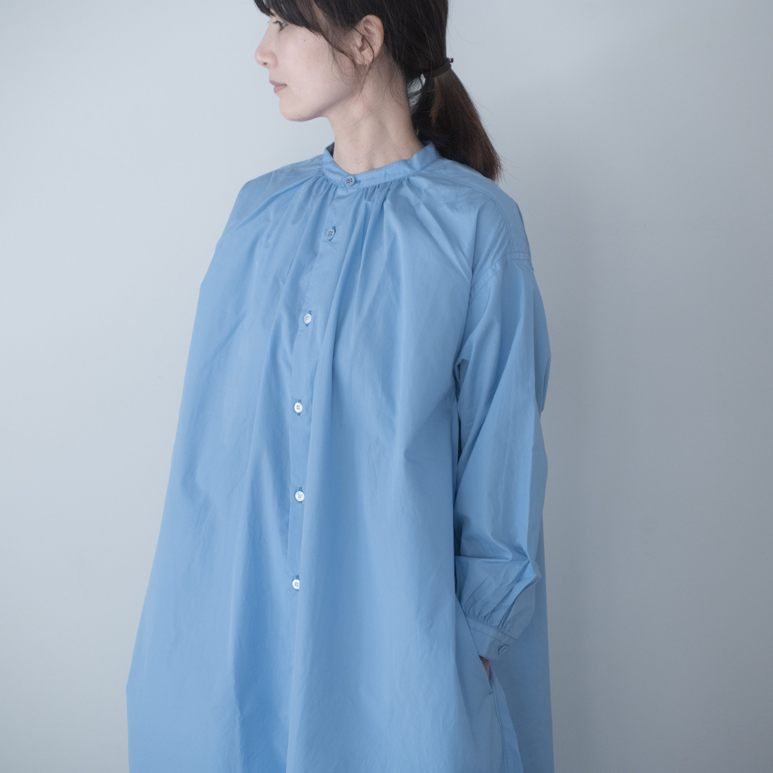 BOL DRESS(ALBINI lavender blue)