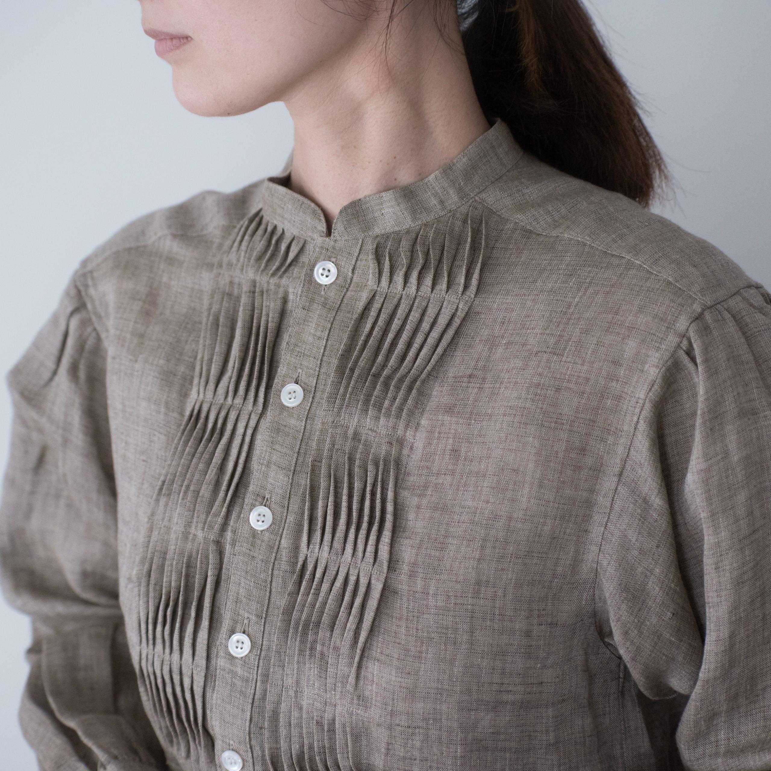 COROLLE TUNICA(vintage linen)
