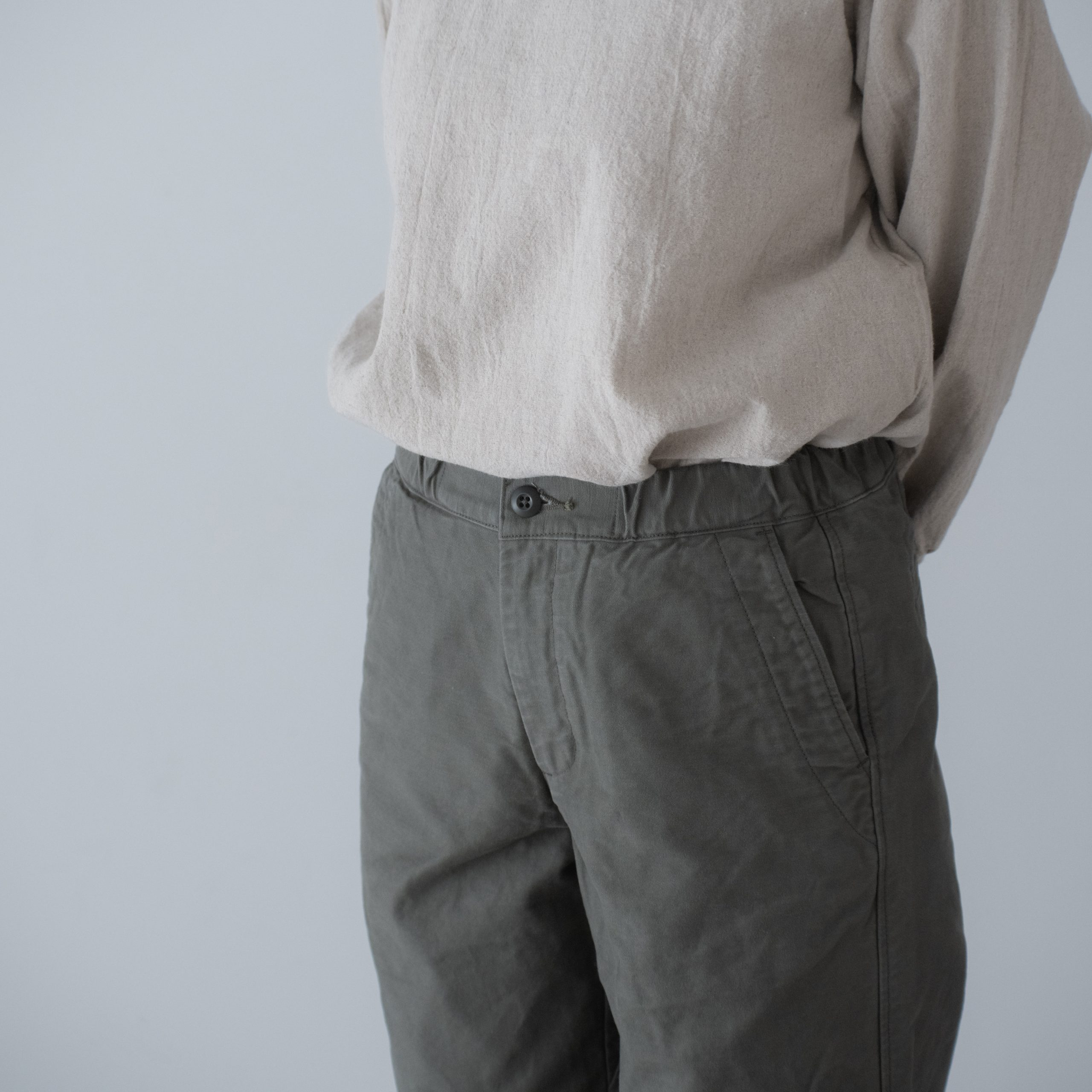 CHEF PANTS(cotton khaki)