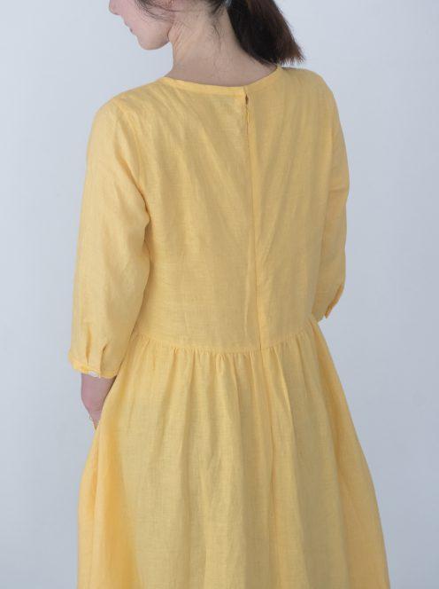 Art de V. / JOUER DRESS (lemon)