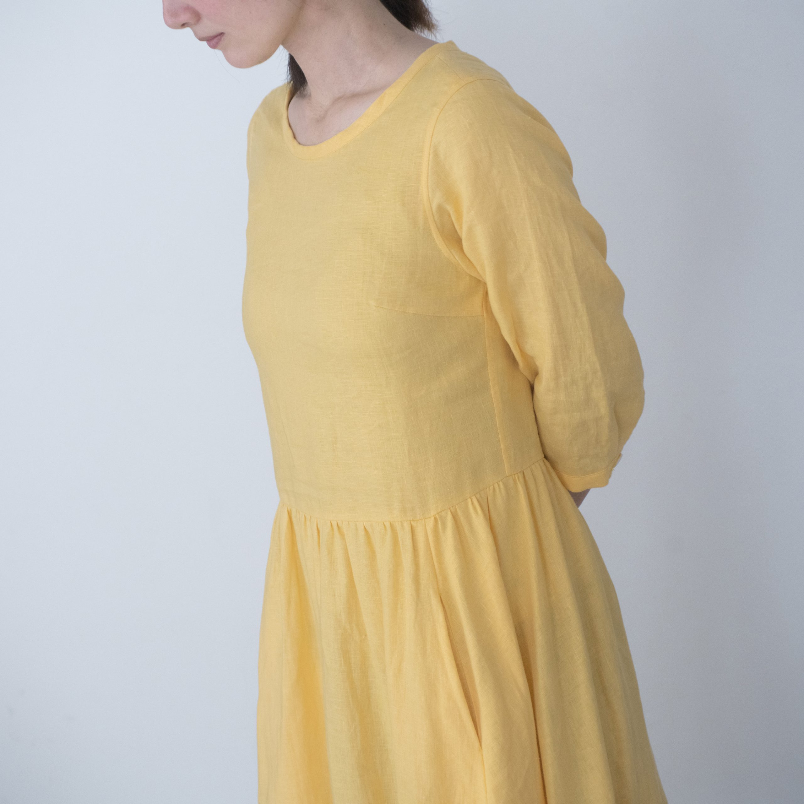 JOUER DRESS (lemon)