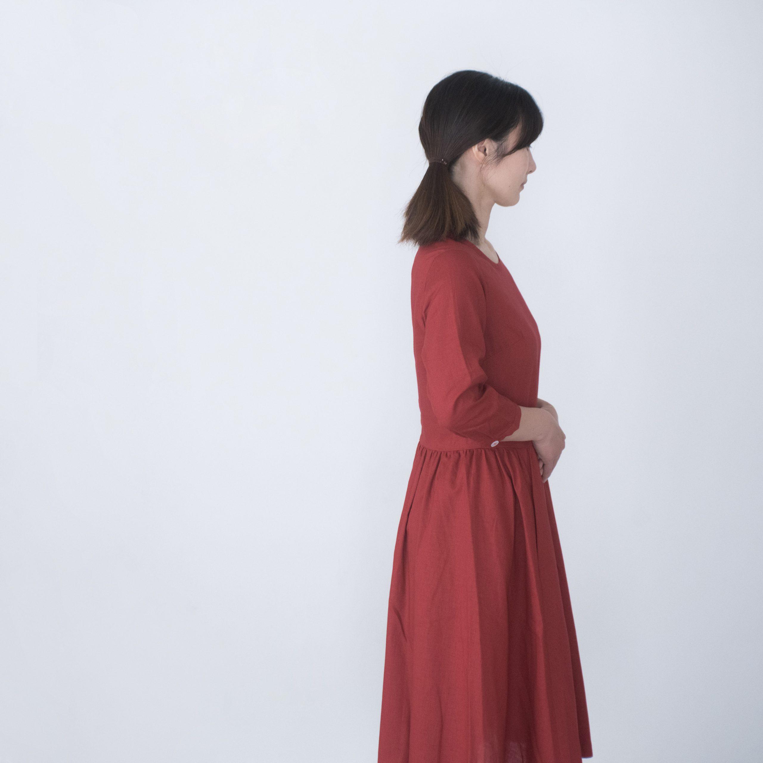 JOUER DRESS(木苺)