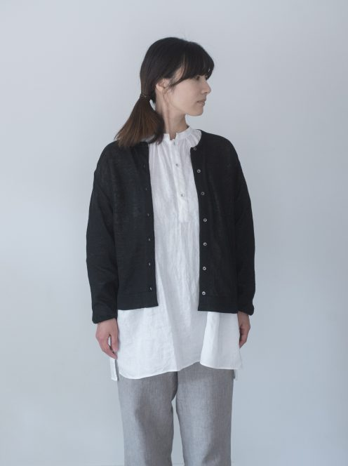 Art de V. / CLARA CARDIGAN(black)