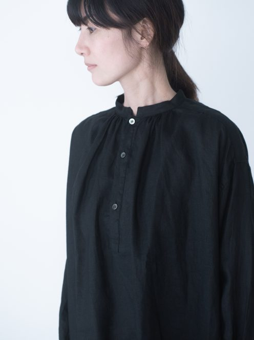 Art de V. / BOL SHIRTS henry(black)