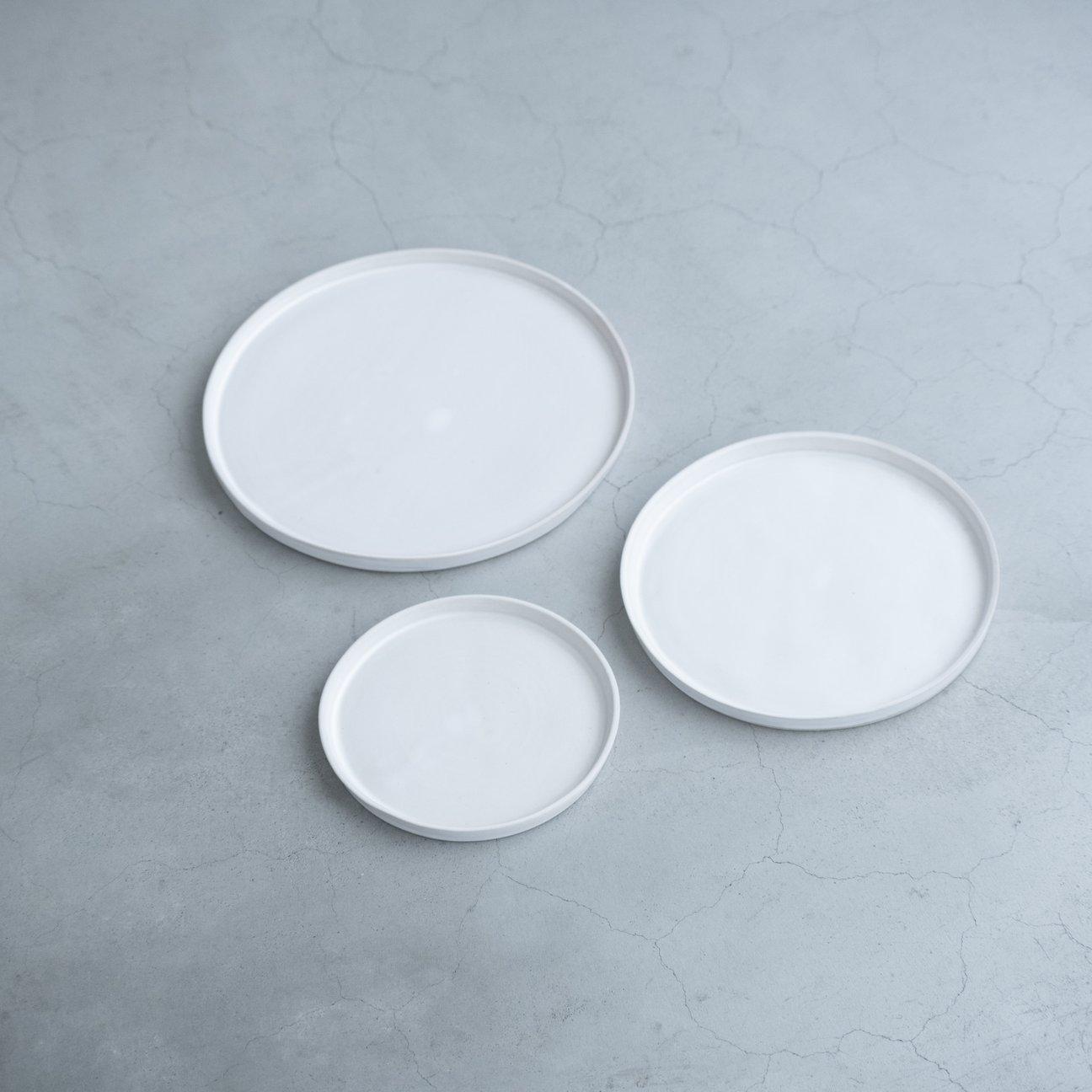 平皿 (白)