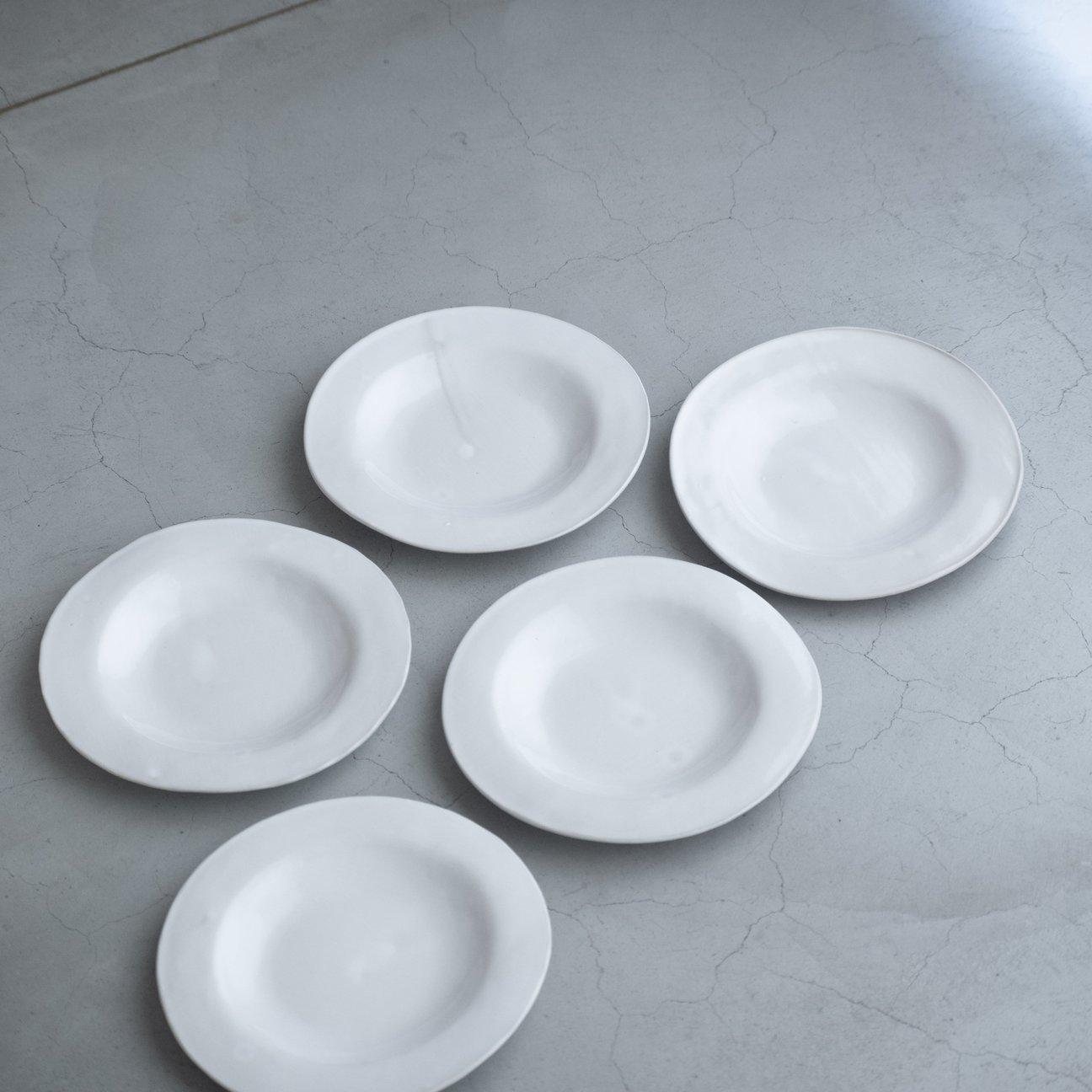 リム皿(乳)