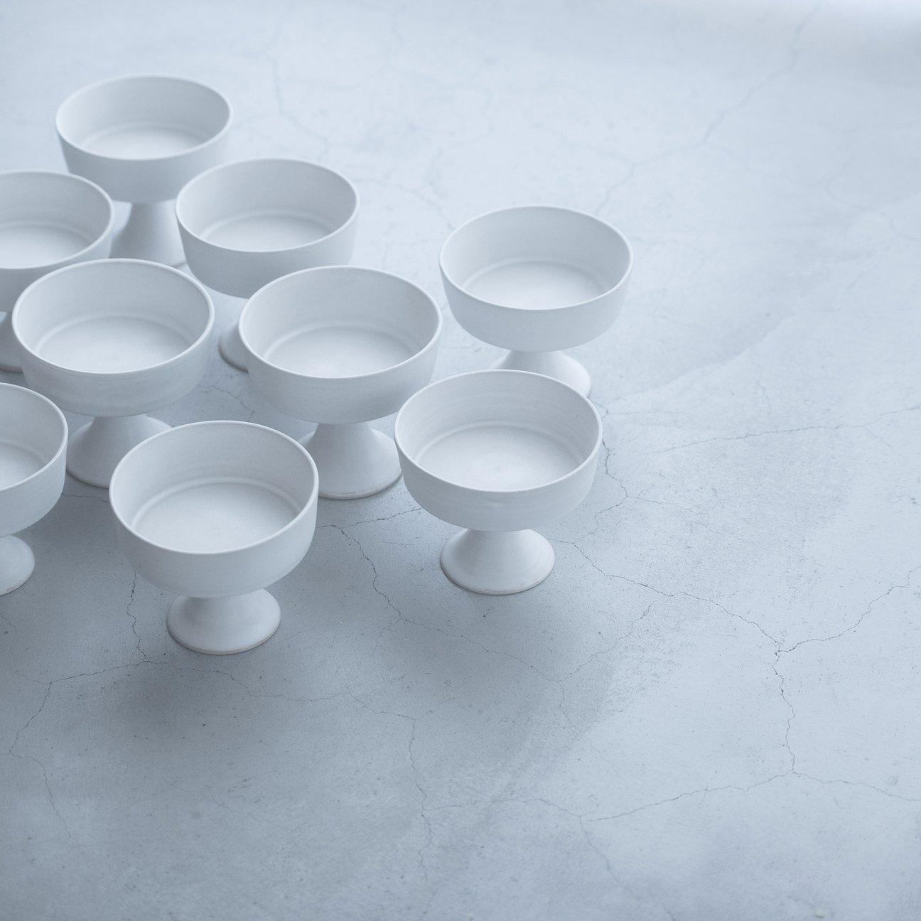デザート碗(白)
